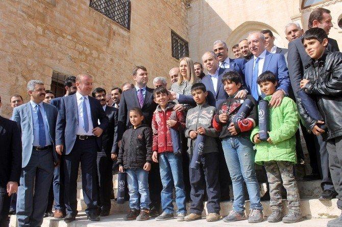 Gençlik Ve Spor Bakanı Kılıç Mardin'de