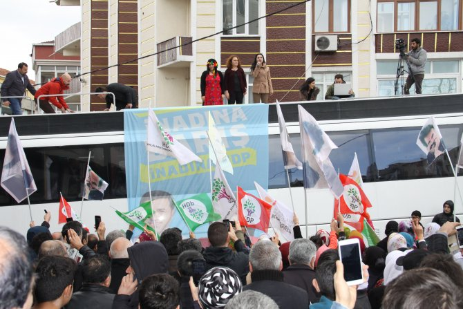 Yüksekdağ: Başbakan, 100 yıl önceki dille konuşuyor