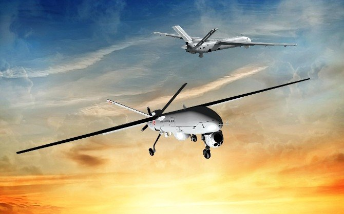 2035 Yılında Hava Birlikleri İnsansız Olacak