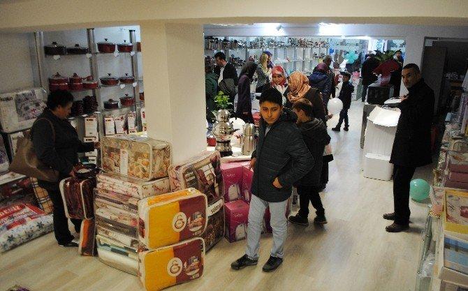 İhlasevim Mağazası Amasya'da Açıldı