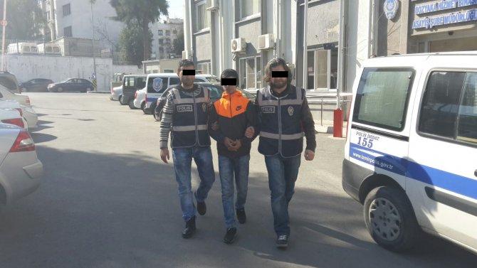 İzmir'de asayiş operasyonları: 4 tutuklama