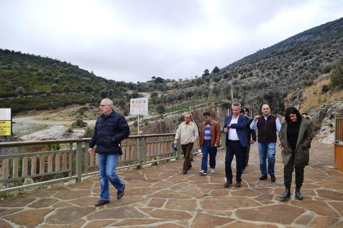 Turizm Komitesi Karaisalı'yı Gezdi
