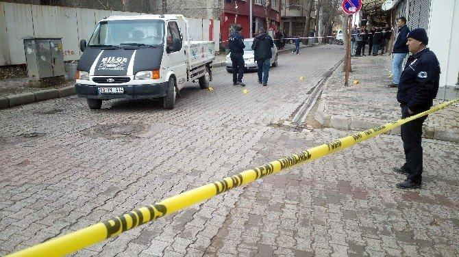 Akşehir'de Silahlı Kavga: 2 Yaralı