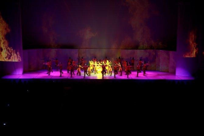 Anadolu Ateşi'nden 15. yılında özel gösteri