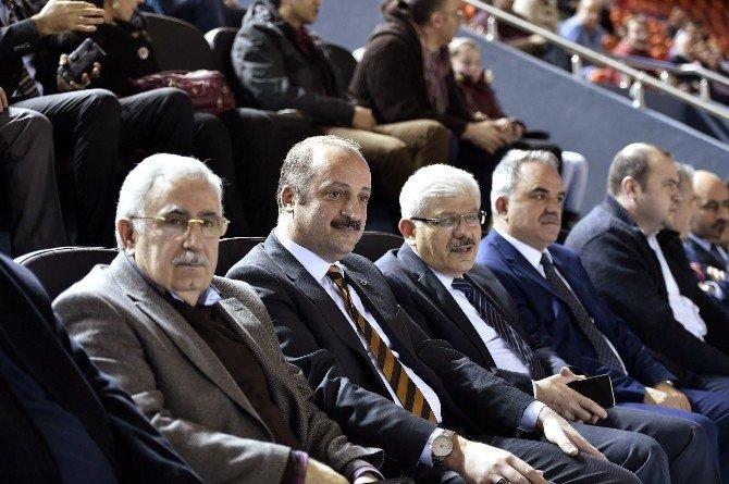 Mamak Belediyesi DSİ Evinde Kazandı