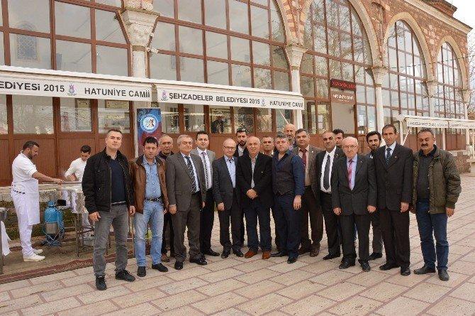 Trabzonlular Derneğinden Şehitler İçin Mevlit