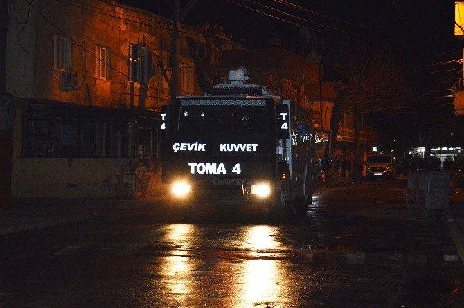 Manisa'da İzinsiz Yürüyüşe Müdahale: 9 Gözaltı