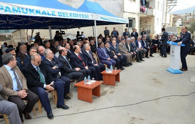 Pamukkale Belediyesi İkinci Kuran Kursunu Açtı