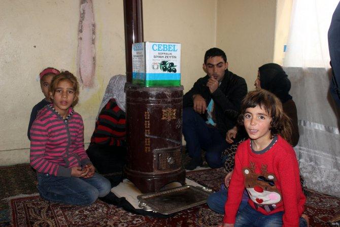 Kimse Yok Mu Derneği Suriyeli aileye yardımda bulundu