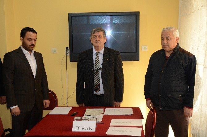 Bilecik Rumeli Türkleri Kültür Ve Dayanışma Derneği 3'üncü Başkanını Seçti