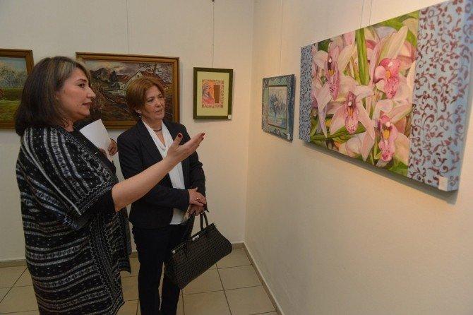 55 Yılın Sanat Eserleri Görücüye Çıktı