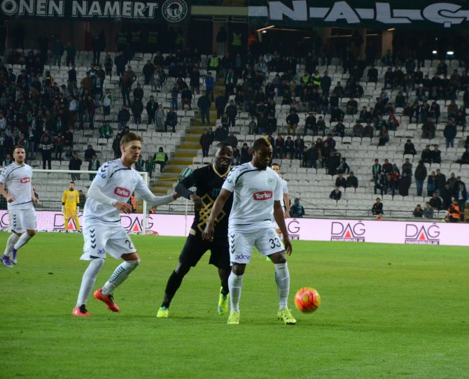 Torku Konyaspor: 1 - Osmanlıspor FK: 1
