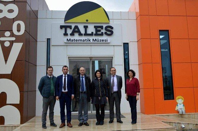 Tales Matematik Müzesi, İzmirli Okul İdarecilerini Ağırladı