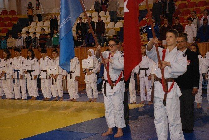 Anadolu Yıldızlar Ligi Judo Yarı Final Müsabakaları Tokat'ta Başladı