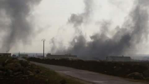 TSK, YPG hedeflerini top atışlarıyla vurdu