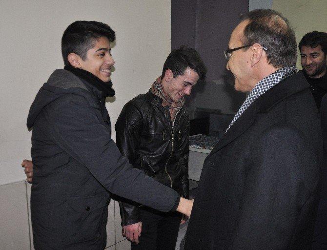 """Muş Valisi Yavuz: """"Bu Sıkıntılı Ve Sancılı Günleri Atlatacağız"""""""