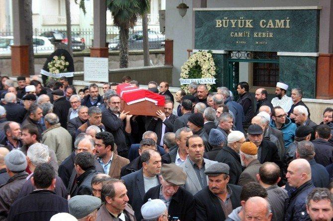 TBMM 17. Dönem Samsun Milletvekili Arıkan Defnedildi