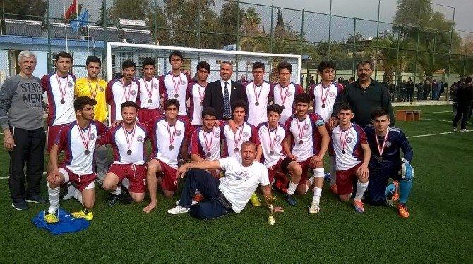 Okullararası Futbol İl Birinciliği Tamamlandı