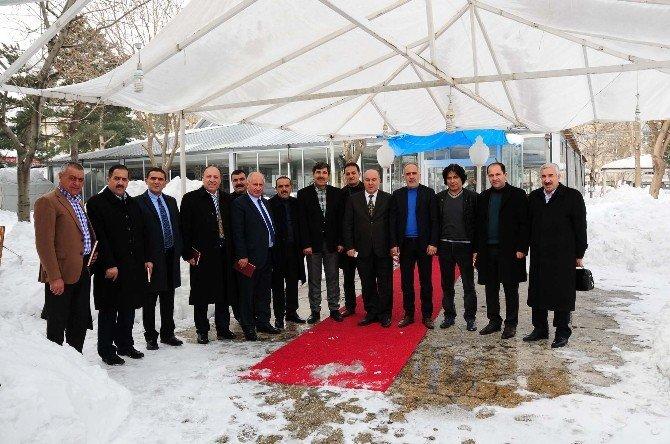 AK Partili Başkanlar Toplandı
