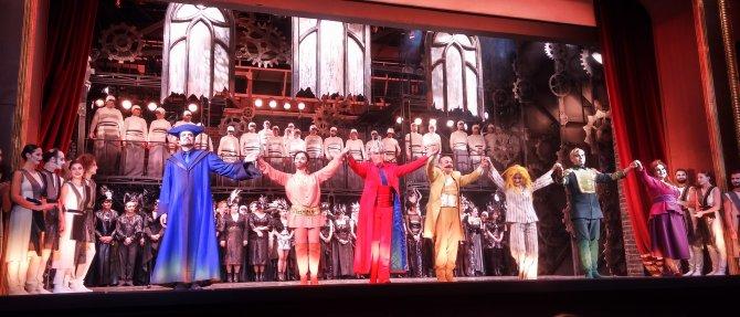 Faust, 24 yıl aradan sonra Süreyya Operası'nda sahne aldı