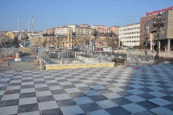 Keçiören'e Meydan