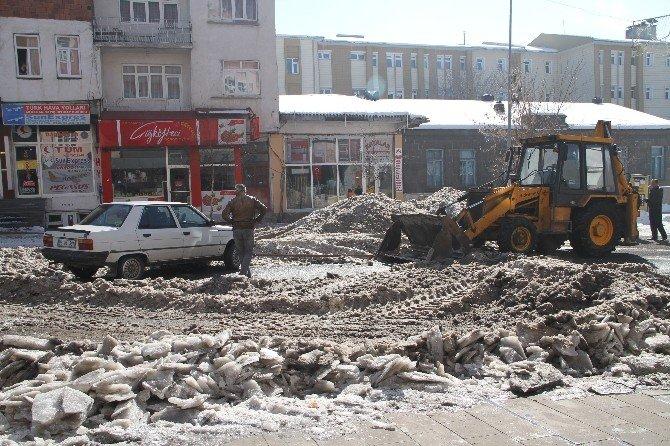 Ardahan'da Karla Mücadele Seferberliği
