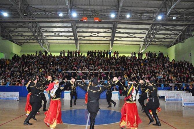 Artvin'de halk oyunları yarışmaları sona erdi