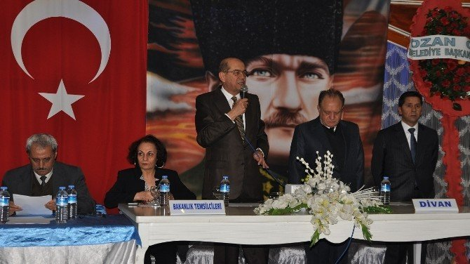 Bandırma'da Esnaf Kredi Kooperatifi Mali Genel Kurulu Yapıldı