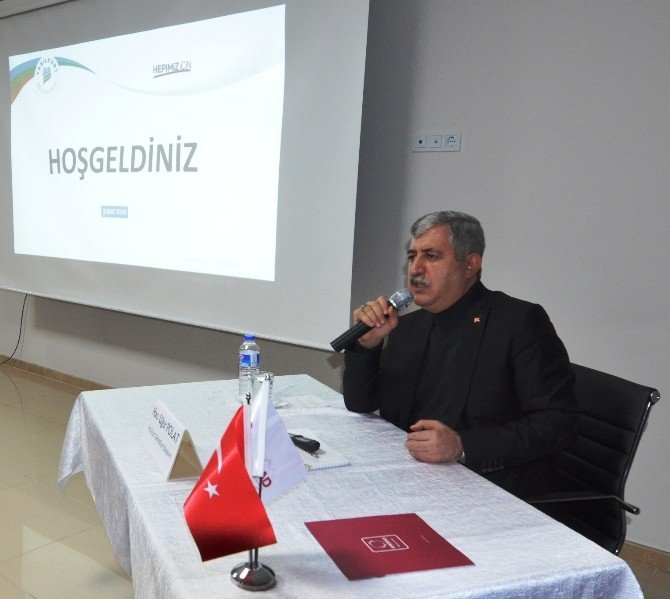 Başkan Polat, Anesiad'ın Konuğu Oldu