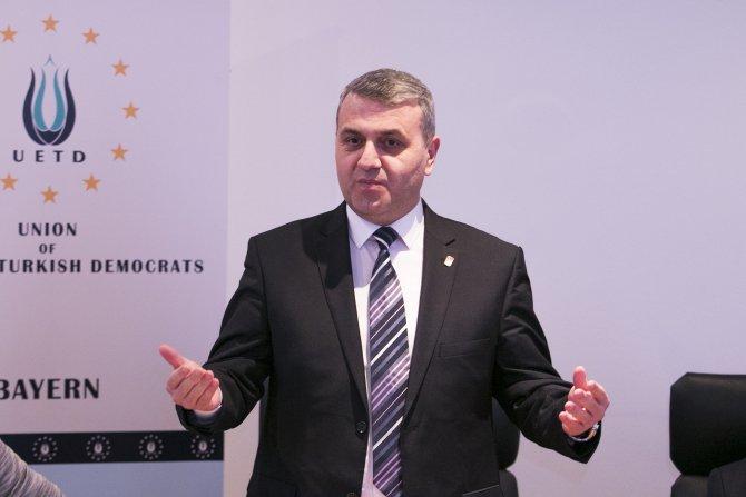 Akay: Buz hokeyinde Almanya Türkiye bağlarını güçlendireceğiz