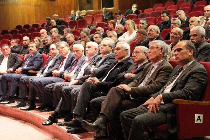 """Barut: """"Adana'yı Yeniden CHP'nin Kalesi Yapacağız"""""""