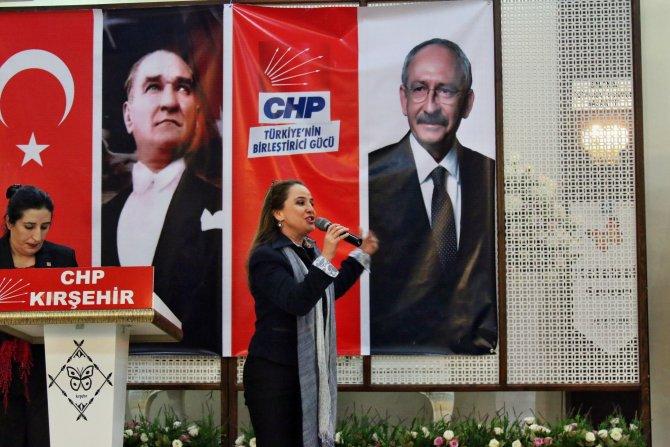 CHP Kırşehir il örgütünden '14 Şubat Sevgililer Günü' dayanışma yemeği