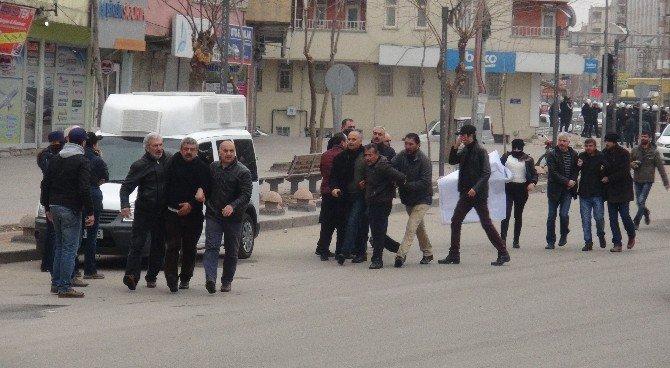 Batman'da 15 Şubat Gerginliği: 10 Gözaltı