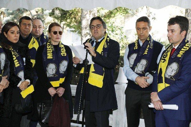 Carolıne Koç, Mustafa Koç'u Sevgililer Günü'nde Yalnız Bırakmadı