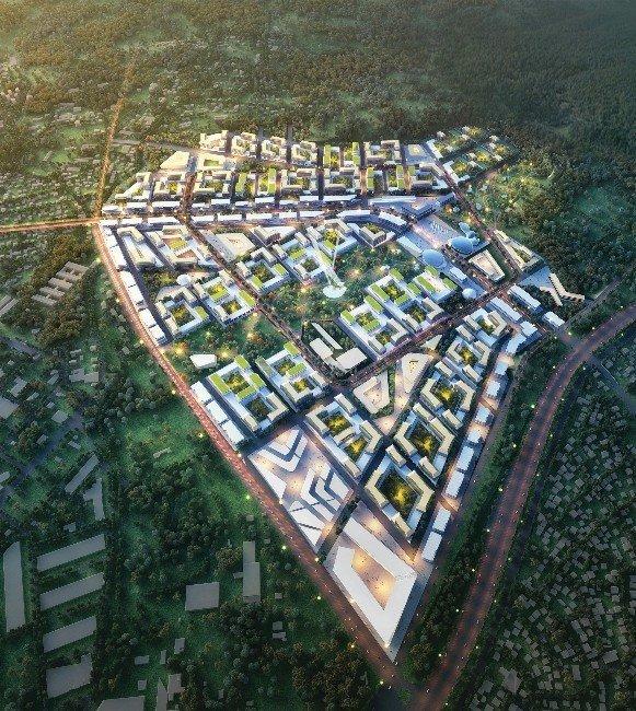 Kepez Ve Santral'in 1/binlik Planları Onaylandı