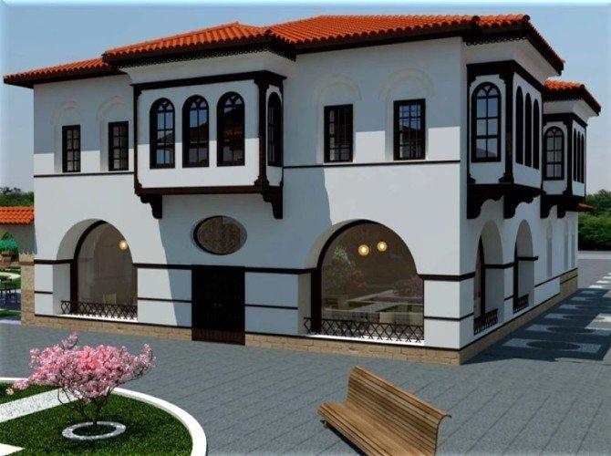 Kerpiç Evler Turizm Ve Cazibe Merkezi Oluyor