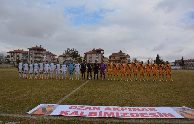 Korkutelispor, Play-off'un İlk Maçında Kınıkspor'a 3-0 Yenildi
