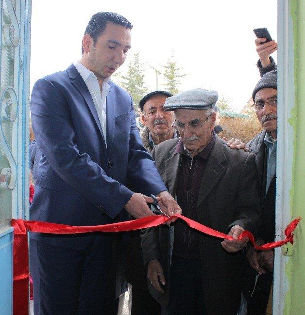 Elazığ Cip Köyüne 'Oğuz Ata Kütüphanesi' Açıldı