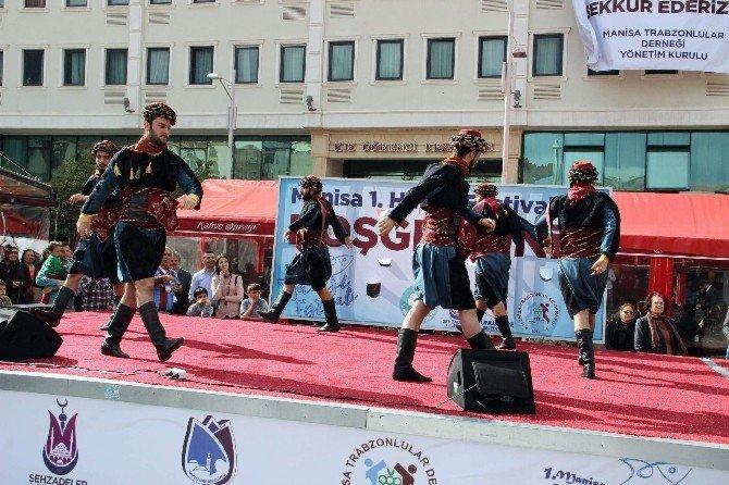 Manisa'da Hamsi Festivali