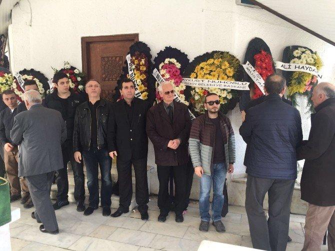 Eski Milletvekili Mustafa Karslıoğlu Defnedildi