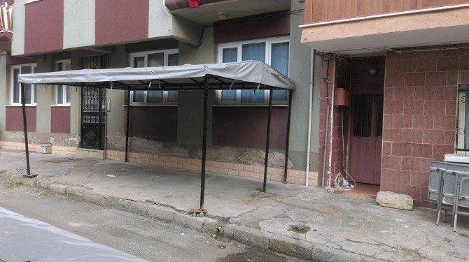 Taziye Çadırı Alaşehir Belediyesinden