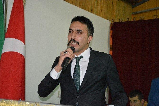 Ortaca Ülkü Ocaklarından ''Bir Millet Uyanıyor'' Gecesi