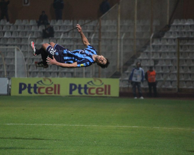 Adana Demirspor: 3 - 1461 Trabzon: 1