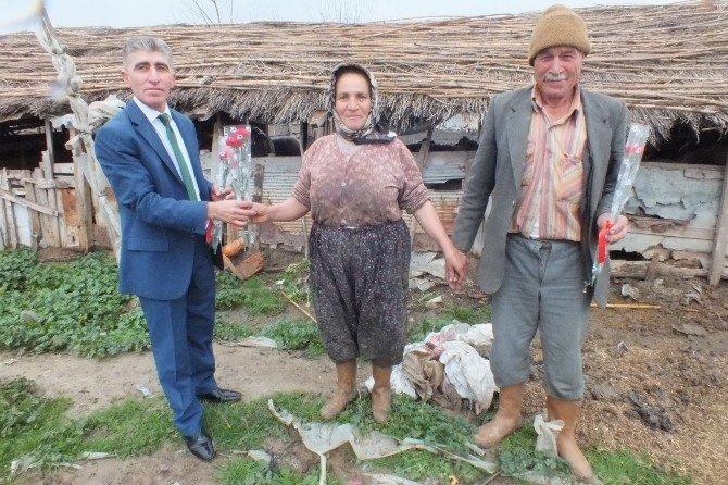 Çiftçilerin Sevgililer Günü Kutlaması