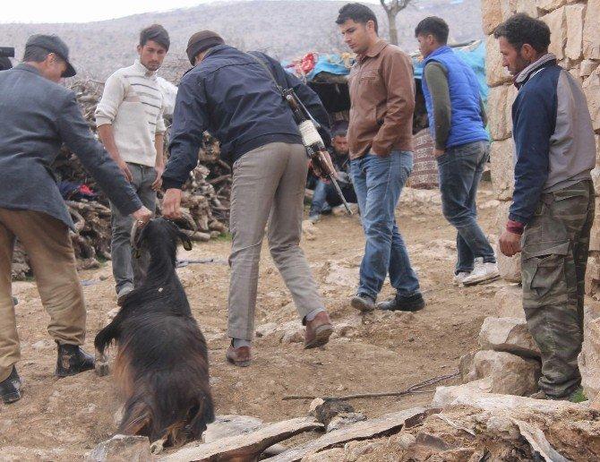 Siirt'te Yıkılan Evin Altından 3 Kişinin Cesedi Çıkarıldı