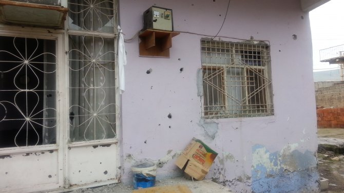 Cizre'de çatışmalar biterken geride enkazdan evler kaldı