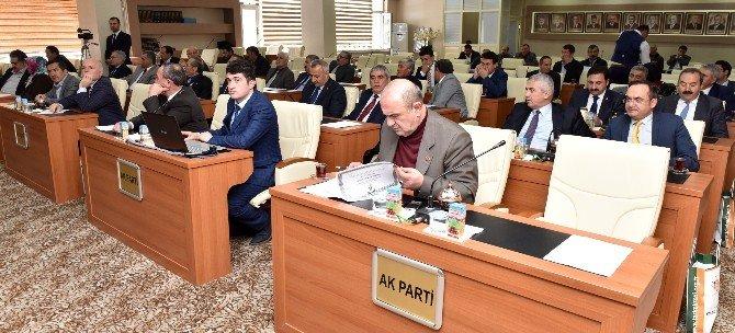 Büyükşehir Meclisi'nde Tarım Zirvesi