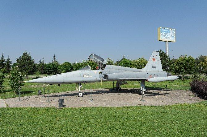 Anadolu Üniversitesi'nden Eskişehir'e Yakışır Bir Havacılık Parkı