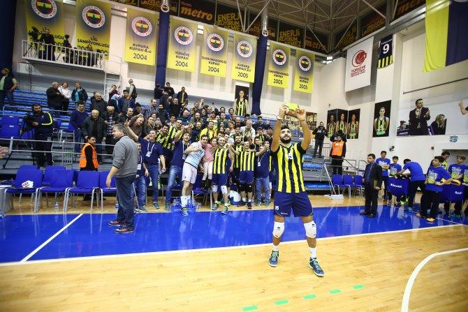 Fenerbahçe: 3 - Ziraat Bankası: 1