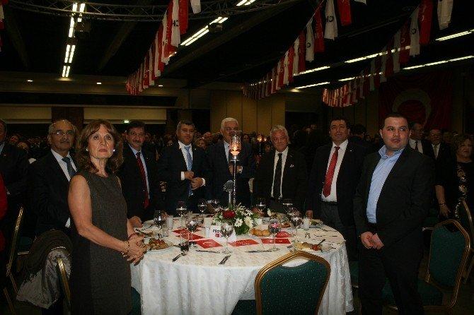 CHP'liler Barış Ve Dayanışma Yemeğinde Buluştu